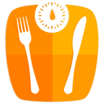 Technutri - calorie counter, diet and carb tracker icon