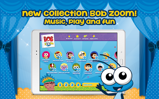 Bob Zoom : videos for kids pc screenshot 1