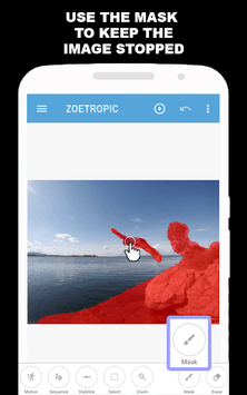 Zoetropic (free) - Photo in motion pc screenshot 1