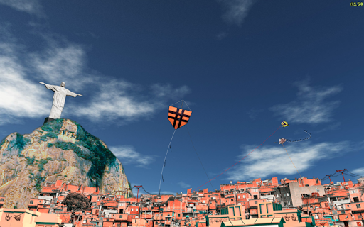 Kite Flying Battle - Layang Layang pc screenshot 1