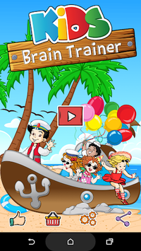 Kids Brain Trainer (Preschool) pc screenshot 1