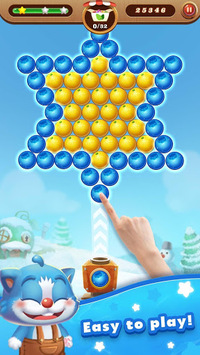 Shoot Bubble - Fruit Splash pc screenshot 1