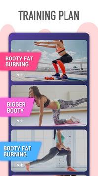 Buttocks Workout - Hips, Booty, Butt Workout pc screenshot 1
