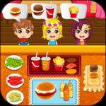 Burger Shop Maker icon