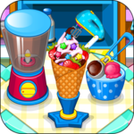 Cooking Fruity Ice Creams for pc logo