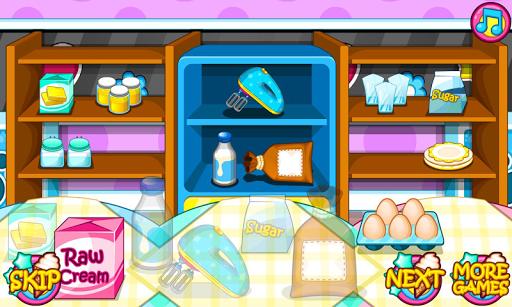 Cooking Fruity Ice Creams pc screenshot 1