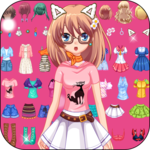 Dress Up Anime icon