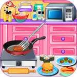 World Best Cooking Recipes Game for pc logo