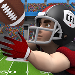 CFL Football Frenzy for pc logo