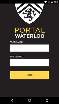 UWaterloo Portal pc screenshot 1