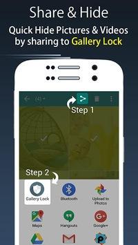 Calc Vault-Photo,video locker,Safe Browser,Applock pc screenshot 1
