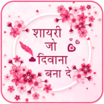Shayari Jo Deewana Bana De : Shayari Collections icon