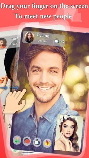 LightC - Meet People via video chat for free pc screenshot 1