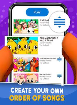 Nursery Rhymes For Kids: Preschool Learning Songs pc screenshot 2