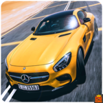 Car Racing Mercedes Benz Game for pc logo