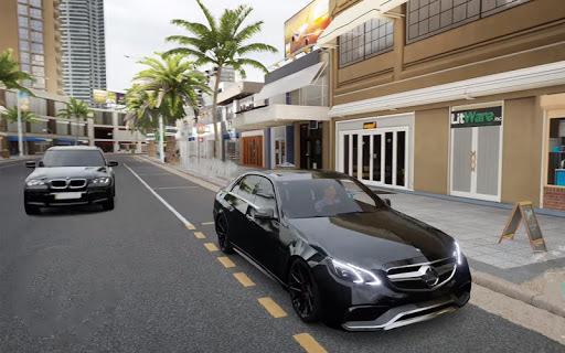 Car Racing Mercedes Benz Game pc screenshot 1