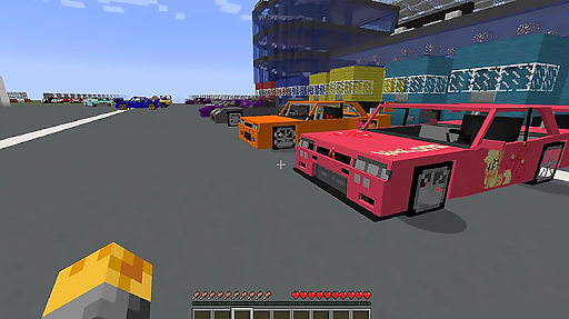 Cars for MCPE pc screenshot 1