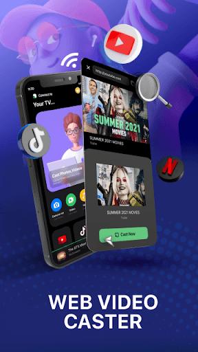 Cast to TV: Screen Mirroring for Chromecast PC screenshot 2