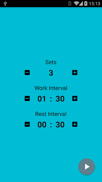 Interval Timer pc screenshot 1