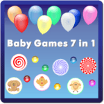 Baby Games for pc logo