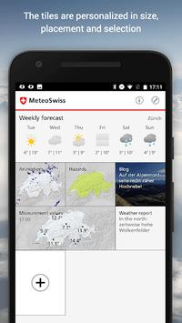MeteoSwiss pc screenshot 1