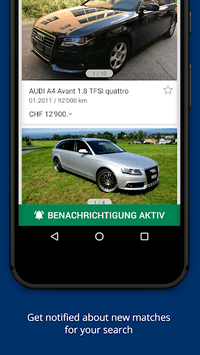AutoScout24 Switzerland – Find your new car pc screenshot 2