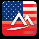 North America Maps icon