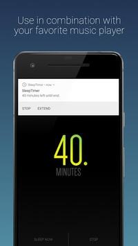 Sleep Timer (Turn music off) pc screenshot 1
