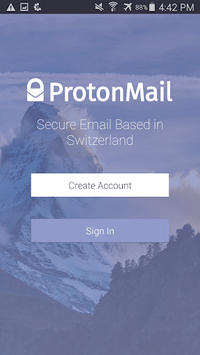 ProtonMail - Encrypted Email pc screenshot 1