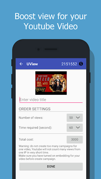 UView - View4View for YouTube video for PC Windows or MAC