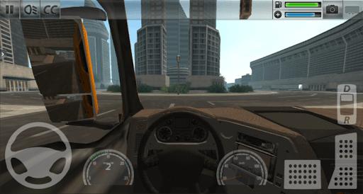 Truck Simulator : City pc screenshot 1