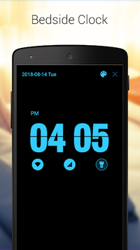 Digital Alarm Clock - Bedside Clock, Stopwatch pc screenshot 2