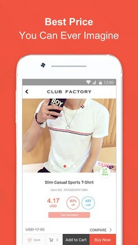 Club Factory - Online Shopping App pc screenshot 2