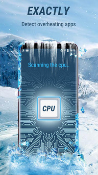 CPU Cooler - Cooling Master, Phone Cleaner Booster pc screenshot 1