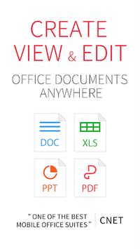 WPS Office - Word, Docs, PDF, Note, Slide & Sheet pc screenshot 1
