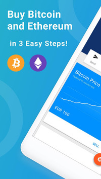 Luno: Buy Bitcoin, Ethereum & Cryptocurrency Now pc screenshot 1