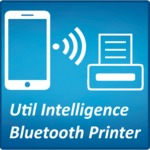 Printer Bluetooth Connect icon