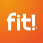 Fit! - the fitness app icon