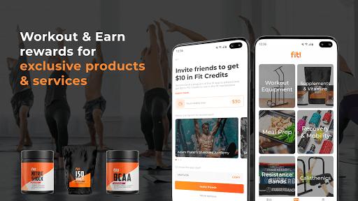 Fit! - the fitness app PC screenshot 2