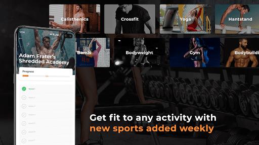 Fit! - the fitness app PC screenshot 3