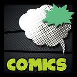 Visionbooks Comic Reader icon