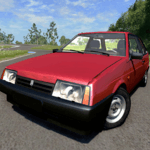 Russian Car Driver HD for pc logo