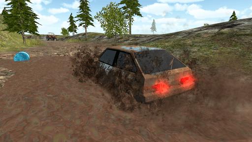 Russian Car Driver HD pc screenshot 1