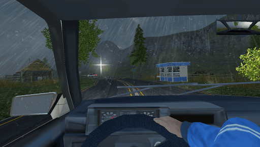 Russian Car Driver HD pc screenshot 1