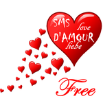 The Best Love SMS icon