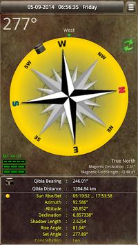 Sun & Moon Calendar pc screenshot 1