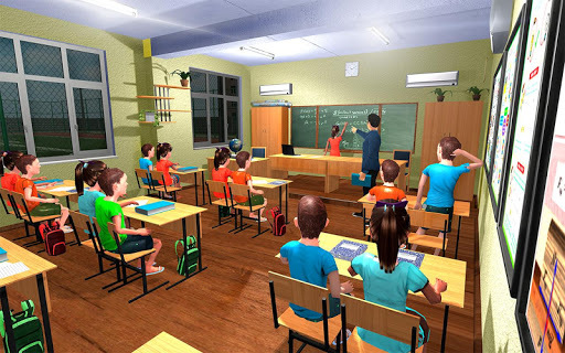 Preschool Simulator: Kids Learning Education Game pc screenshot 1