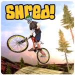Shred! Downhill Mountainbiking icon