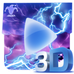 Storm Mp3 Player 3D 4 Android icon