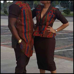 African Couple Fashion Ideas icon